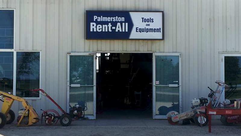 Palmerston Rent-All Ltd.