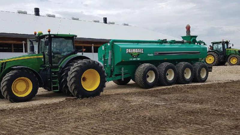 Palmdale Agri Custom Farming