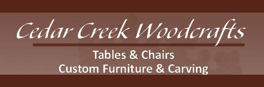 Cedar Creek Woodcrafts